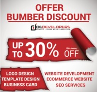 Are you looking for a creative designer? Well, DeDevelopers is right Option for you. We provide latest Banners Designs, Logo Designs, Business Cards, Website Templates. Visit for more: http://www.dedevelopers.com/ Save Up to 30% Off on entire servi...