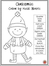 FREE DOWNLOAD: FOUR music worksheets with a Christmas theme.join n the MTR (MusicTeacherResources) Email Club to access ALL the FREE music worksheets! �™� CLICK through to read more or save for later! �™�