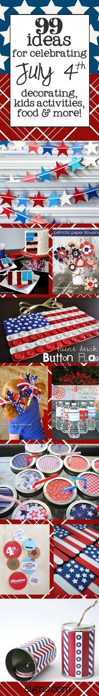 It's almost time to celebrate the 4th of July, so I thought I would try to get into the patriotic spirit! Much to my husband's dismay, I have had 6 pallets sitt