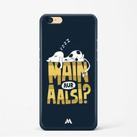Main Aur Alsi Hard Case Phone Cover from Myxtur