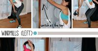 20-Minute Kettlebell Swing Core Workout from one of my faves