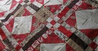Moda Bake Shop: French General Jelly Roll Quilt