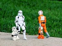 Check out what happens when photography and action figures meet!