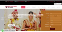 Matrimonial script 