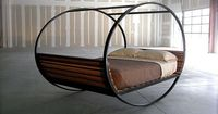 Mood rocking bed - HEAVEN | Home Design Inspiration - Architecture Blog