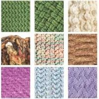 Loom Knitting Stitches. What a great blog! It has so many more links to learn how to knit with a loom resources. Mustpostmore!