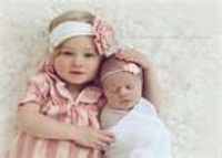 Newborn Pictures With Siblings - Bing Images; You have to get one with the girls like this!