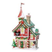 "Item #: 811261 ""Mickey's Christmas Castle"" © Disney Size: 5.5 x 4 x 8.5"" US Retail: 	$41.45 at Amazon"