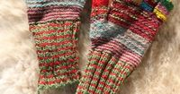 befairbefunky: Funky & Fair ~ Knitted with love in Peru