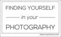Finding yourself in your photography. Tomas Haran. http://www.mcpactions.com/blog/2014/01/01/photography/