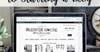 The ultimate beginner's guide to starting a blog- Find out how to start a blog in 5 easy steps with tips and tricks for blogging beginners.
