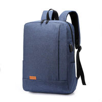 15.6 inch USB Chargering Backpack Large Capacity Outdoor Waterproof Business Laptop Bag