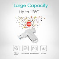 OSCOO OSC-002U USB 3.0 Flash Disk 128GB