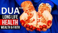 If you want dua for good health and long life then consult with Molvi Abdul Rihab Ji and also get wazifa for good health and long life. For more information visit https://www.quranidua.com/dua-for-good-health-and-long-life/
