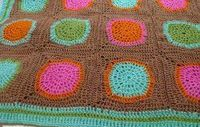baby twister blanket #crochet #pattern