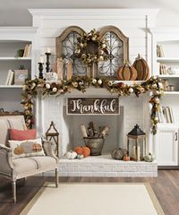 Autumn is almost here! We're decorating with these festive pieces.