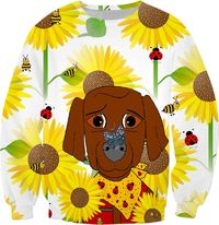 Dog Nature Lover Sweatshirt $59.95