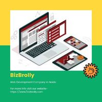 Web Development Company in Noida-  BizBrolly is a prominent Web Design and Development Company in India. It has gained several prestigious recognitions for its quality of Website Development services in noida. Visit- https://bizbrolly.com/web-developme...