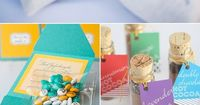 You're spending a lot on your wedding, so try to save on your favors by checking out these cute ideas that barely cost a thing! 27320976,23603315,35829651