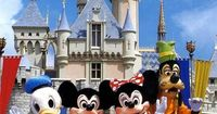 Disneyland is the first of two theme parks built at the Disneyland Resort in Anaheim, opened on July 17,1955 during a special televised press event. The only theme park designed & built under the direct supervision of Walt Disney.Originally the only a...