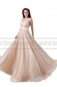 Women's Sexy Net Yarn Sleeveless Long Evening Dress