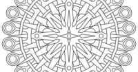 Colouring mandala's is a type of mediation that has been found to have a lot of therapeutic value. Colouring them is known to help reduce anxiety and stimulate relaxation. Start by printing off one of the Mandala designs off this website and begin col...