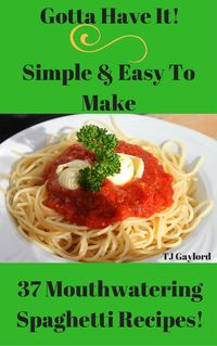 Spaghetti a white, starchy pasta of Italian origin that is made in the form of long strings, boiled, and served with any of a variety of meat, tomato, or other sauces. For those of us avoiding a plate of pasta you may be missing out on more than a tasty m...