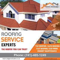 Smartroofers offers you innovative and smart roof repairing and guttering services at competitive prices. We provide our customers with reliable, professional, and high-quality services of Roofing in Ealing. Our's all domestic and commercial custome...