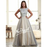 Mac Duggal 82369H Graceful Ball Gown - Brand Prom Dresses|Beaded Evening Dresses|Charming Party Dresses