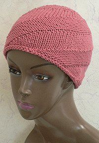 If you frequently find yourself knitting for charity, this Spiral Knit Cap is a great pattern to add to your repertoire. Cast on 82 stitches to being your hat.