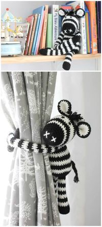 Checkout here a big list of 26 Free Crochet zebra patterns includes hat, blanket, cocoon, amigurmi, head, scarf and much more that are sure to give you the