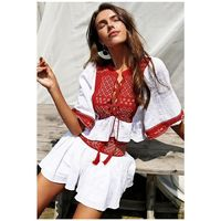 Women's Sexy 2 Piece Designer Loose Cotton Summer Shorts Outfit $77.30