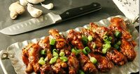 These Asian Sticky Wings are short on prep time and big on flavor. They are bold, savory and sweet all at the same time. Oh and they are low-carb.. bonus!