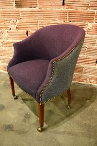dyeing upholstered chairs