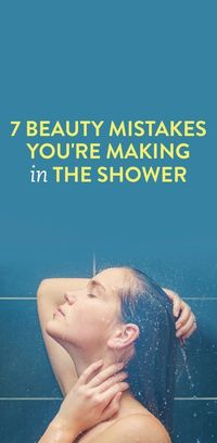 Some of the world's best inventions, philosophies, and ideologies were probably thought up mid-bathe. Most of us do our best thinking (and best beautifying) in