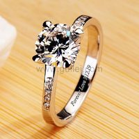 1.5 Carat Diamond Womens Promise Ring with Name https://www.gullei.com/1-5ct-diamond-womens-promise-ring-with-name.html