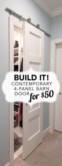 Trending: Barn Doors on a Budget'|'This Old House
