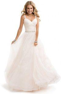 Ruched Sequined Straps Tulle White Homecoming Dress For Cheap