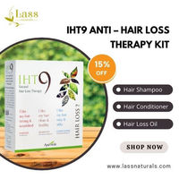 Buy Natural Hair Care Products | Flat 15% OFF | Lass Naturals