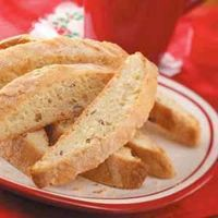 Almond Biscotti (making these tonight, I've never made, or even had, biscotti before but it sounds good)