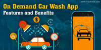 Are you looking to develop a car wash app for android and ios device? before it you must need to know about the advantage of car wash booking app development. visit: https://www.brsoftech.com/blog/demand-car-wash-app-features-benefits/