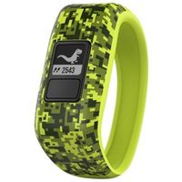 Garmin vivofit Jr. Activity Tracker - Steps Taken - Sleep Quality - Timer - Green Camo $96.56