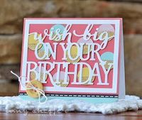 Pickled Paper Designs: Wish Big on Your Birthday