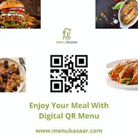 In this pandemic situation, many Restaurants and cafes have adopted the QR Menus for their restaurants and cafes because It provides a touch-free experience to the customers.   For more Info, cont.us: 8923300074
