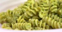 Get this all-star, easy-to-follow Fusilli with Spicy Pesto recipe from Giada De Laurentiis