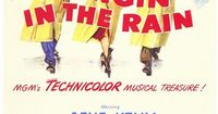 Singing In The Rain - First Gene Kelly film I ever saw.