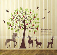 Mystic Apple Tree Wall Stickers