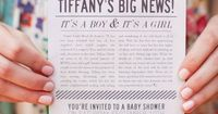 Check out this amazing baby shower thrown for the co-founder of Layla Grace. Enter for a chance to win a large Blabla doll and Aden Anais Swaddle Blanket set.