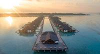 Paradise Island Resort Maldives -  The modern beach resort Paradise Island Resort & Spa revels in a stunning location along the famous kilometre long, 200-metre wide island of Lankanfinolhu. Located on the eastern edge of the northern Male Atoll in t...
