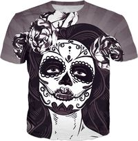ROTS Day of the Dead Adult T-Shirt $25.00